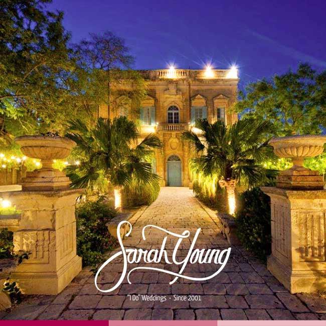 Garden Venues Wedding Planner Malta Sarah Young