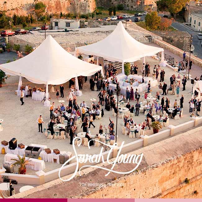 Historic wedding venues malta