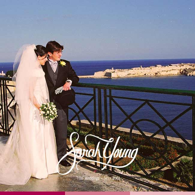Sea View Wedding Venues Destination Wedding Planner Malta - Sarah Young