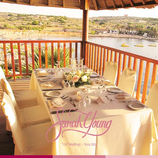 Sea View Wedding Venues Destination Wedding Planner Malta - Sarah Young