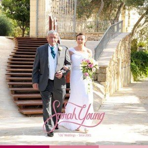 Contact Sarah Young - Wedding Planner Malta
