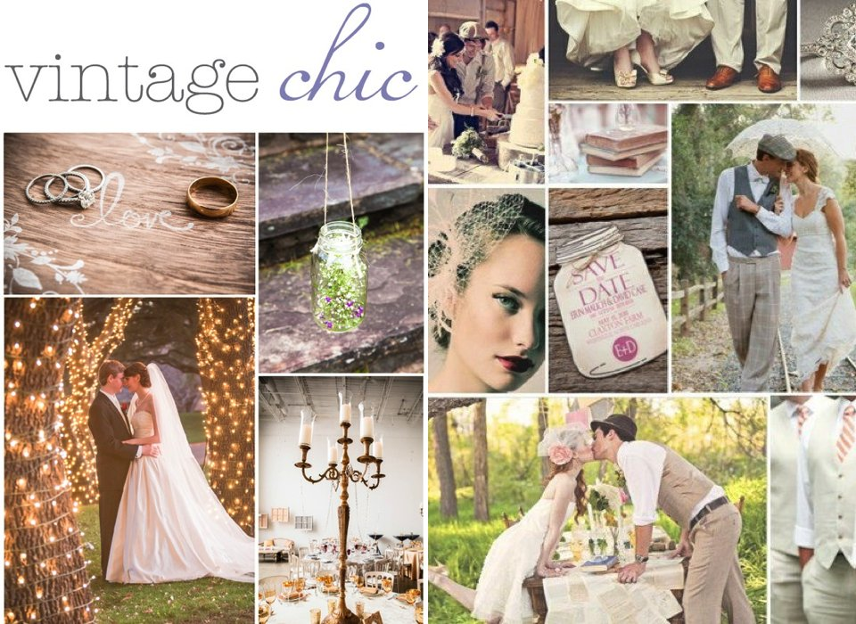 vintage wedding ideas for spring - Wedding Decor Ideas