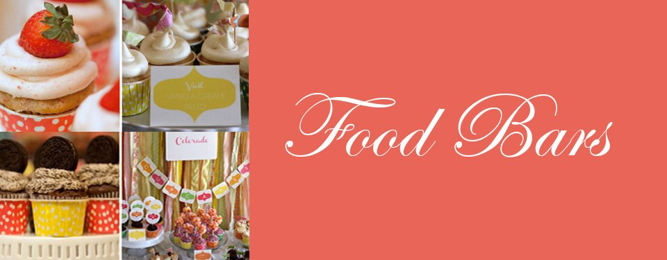 Food bars wedding planner malta for Food bar trend skopje
