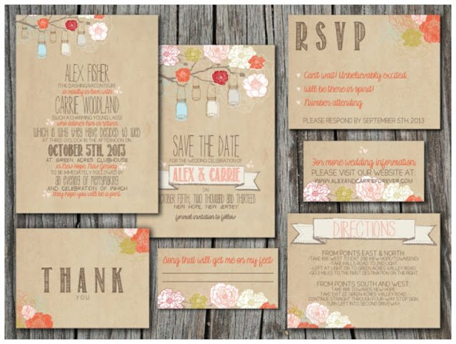 Vintage_Wedding_Stationery_Splash_of_Silver_Bunting_Kraft_Paper_Mason_Jars_Wedding_Ideas_BeforetheBigDay_Wedding_Blog-001
