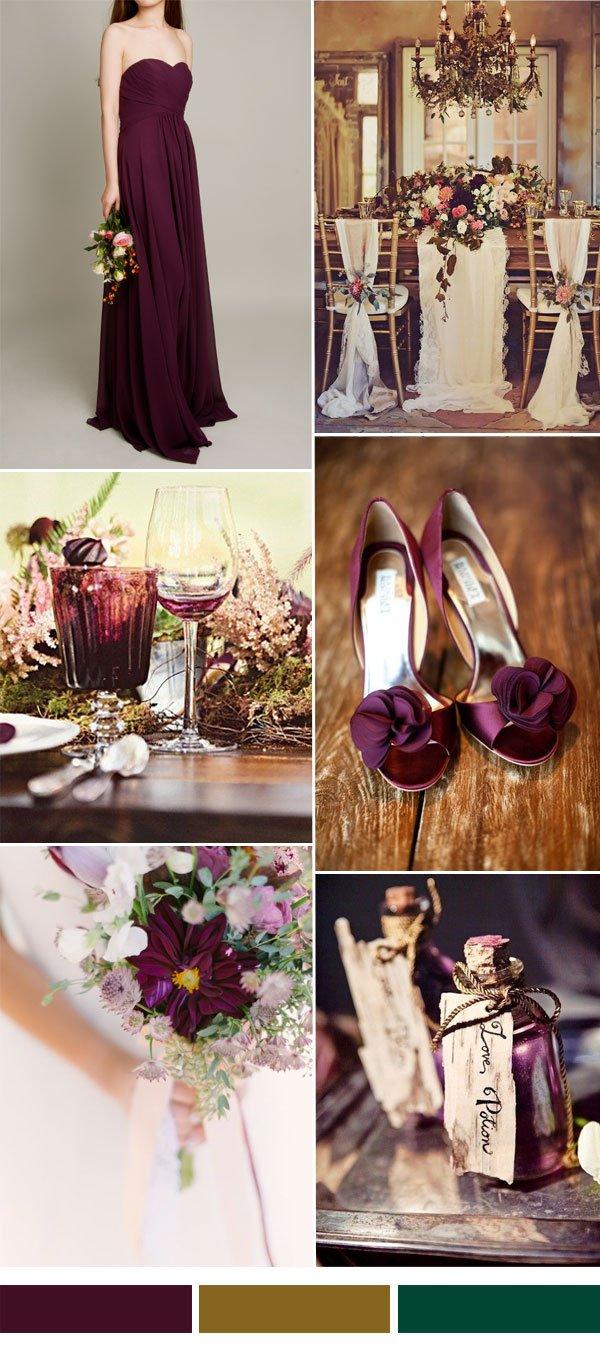 aubergine-wedding-color-ideas-for-fall-winter-wedding-2015-2016