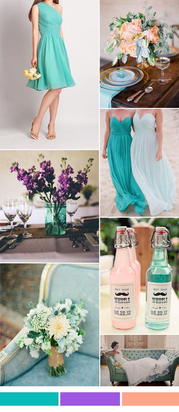 seafoam-short-brideesmaid-dresses-for-summer-beach-weddings