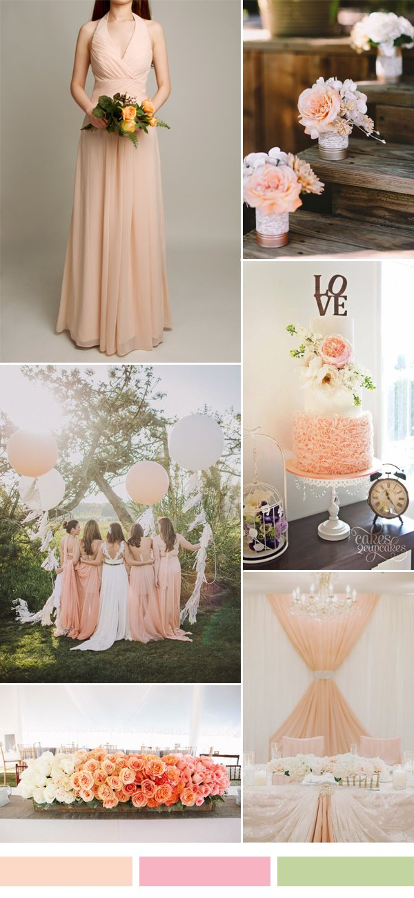 trending-rose-wedding-color-ideas-for-season-2015-2016