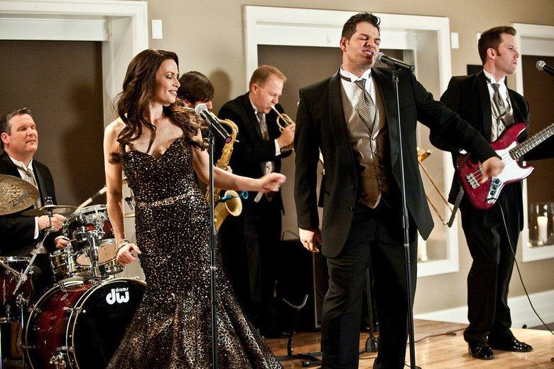 Wedding courtesy of: Groove Merchants