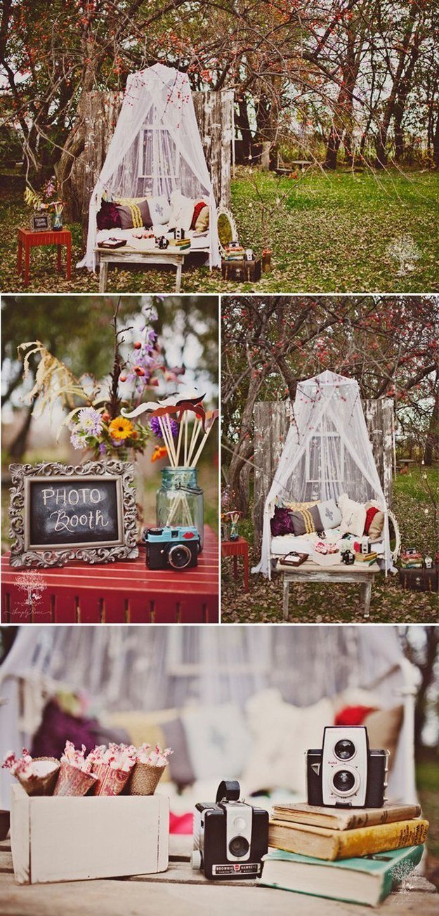 10 Stunning Photo Booth Backdrops Wedding Planner Malta